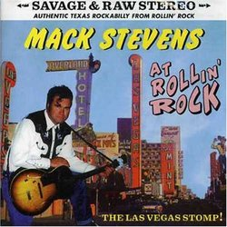 At Rollin Rock: Las Vegas Stomp