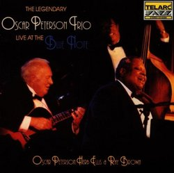 Oscar Peterson Trio Live at the Blue Note