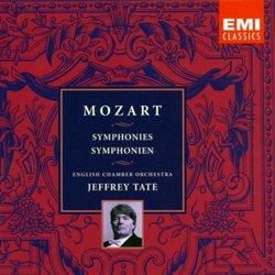 Major Symphonies 13-36 38-41 50-52