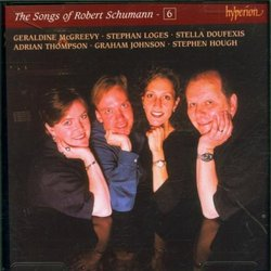 The Songs of Robert Schumann, Vol. 6