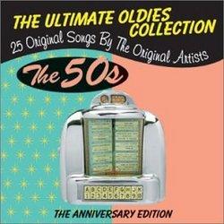 Wcbs 25th Anniversary 1: Best of 50's