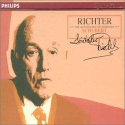 Schubert - Richter : The Authorised Recordings