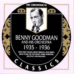 Benny Goodman 1935 1936