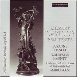 Mozart: Davidde Penitente