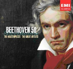 "Beethoven: the collectors edition 50CD""s"