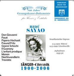 Bidu Sayao, Historical Recordings from 1935-50