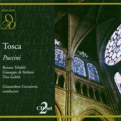 Puccini: Tosca / Tebaldi, Di Stefano, Gobbi