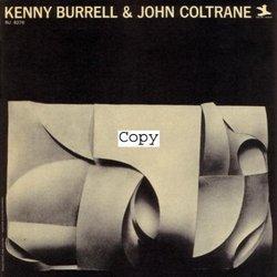 Kenny Burrell & John Coltrane (Hybr)