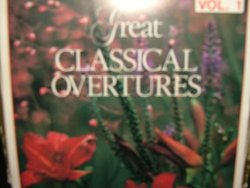 Great Classical Overtures Vol.1 Import