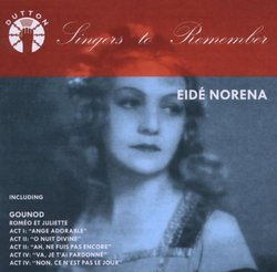 Eide Norena - Songs to Remember (Arias)