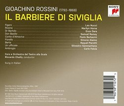 Rossini: Il barbiere di Siviglia (Sony Classical Opera)
