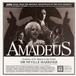 More Music From the Film Amadeus