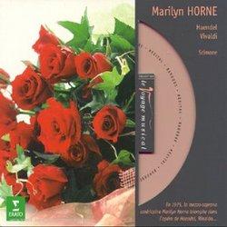 Marilyn Horne sings Haendel, Vivaldi