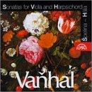 Sonatas for Viola & Harpsichord