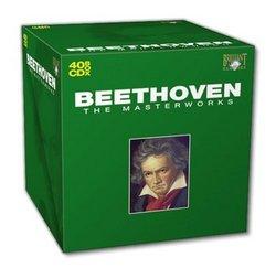 Beethoven: The Masterworks (Box Set)