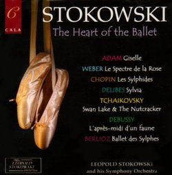 The Heart of the Ballet