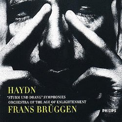 Haydn: Sturm Und Drang Symphonies