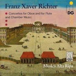 Concertos for Oboe Flute & Chamber Music