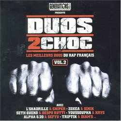 Duos 2 Choc 2006: Best French Hip-Hop Duets