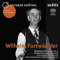 Wilhelm Furtwangler Conducts Beethoven's Symphony No. 9