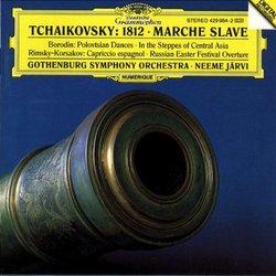 Tchaikovsky: 1812 Overture/ Marche Slave