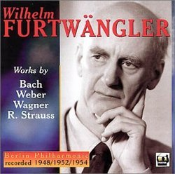 Works by Bach Weber Wagner R. Strauss