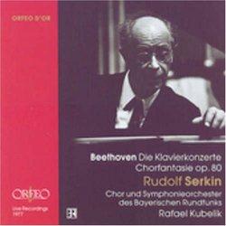 Beethoven: Die Klavierkonzerte; Chorfantasie, Op. 80