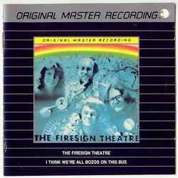 I Think We're All Bozos on This Bus [MFSL Audiophile Original Master Recording]
