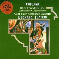 Organ Symphony / Dance Symphony / Short Smphony