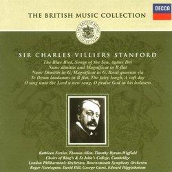 Stanford: Bluebird, Songs Of The Sea, Magnificat, Nunc Dimittis, Agnus Dei [United Kingdom]