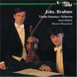 Violin Sonatas, Scherzo