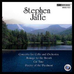 Music of Stephen Jaffe, Vol. 3