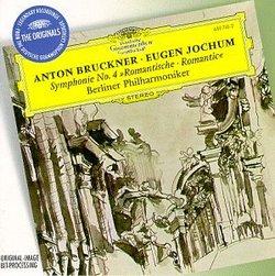 "Bruckner: Symphony No. 4 ""Romantische"" / Sibelius: Ritt und Sonnenaufgang op. 55"