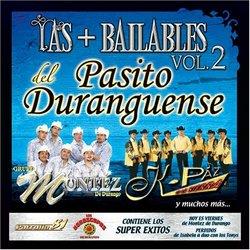 Las + Bailables: Del Pasito Duranguense, Vol. 2
