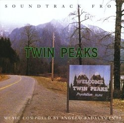 Twin Peaks (Season One TV Soundtrack)