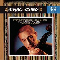 Dvorák, Walton: Cello Concertos [Hybrid SACD]