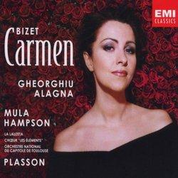 Bizet - Carmen / Gheorghiu · Alagna · Capitole de Toulouse · Plasson