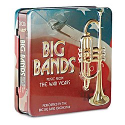 Big Band Music of the War Years (Coll) (Tin)