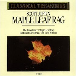 Classical Treasures- Maple Leaf Rag