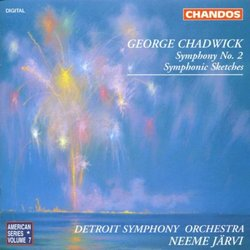 Symphony 2 / Symphonic Sketches