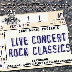 Live Concert Rock Classics