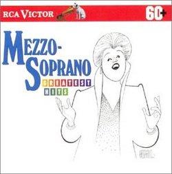 Mezzo-Soprano Greatest Hits