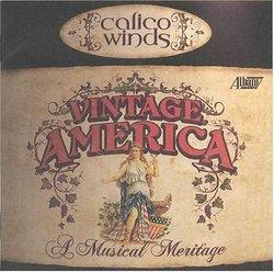Vintage America: A Musical Meritage