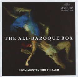 The All Baroque Box: From Monteverdi to Bach