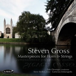 Masterpieces for Horn and Strings