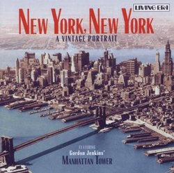 New York, New York: A Vintage Portrait