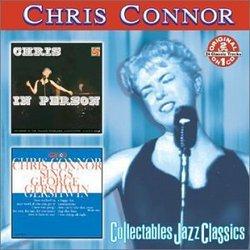 Chris in Person/Chris Connor Sings George Gershwin
