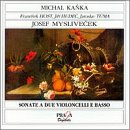 Myslivecek: Works for 2 Cellos & Continuo