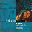 Rossini: Messe solennelle / Spering, et al