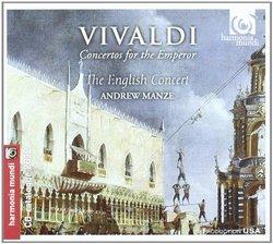Vivaldi: Concertos for the Emperor (CD+Catalog)